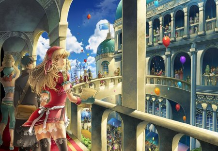 Lovely Wallpaper Girl And Boy Anime Festival Other Amp Anime Background Wallpapers On