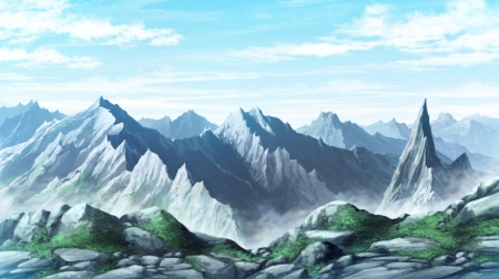 Wallpaper Gravity Falls Hd Mountain Scape Other Amp Anime Background Wallpapers On