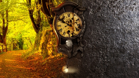 3d Clock Wallpaper Clock 3d And Cg Amp Abstract Background Wallpapers On