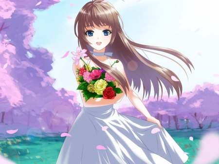 Boy N Girl Sad Wallpaper Cute Braid Anime Love And Romance Wallpapers And Images