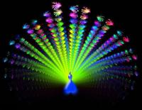 Peacock - 3D and CG & Abstract Background Wallpapers on ...