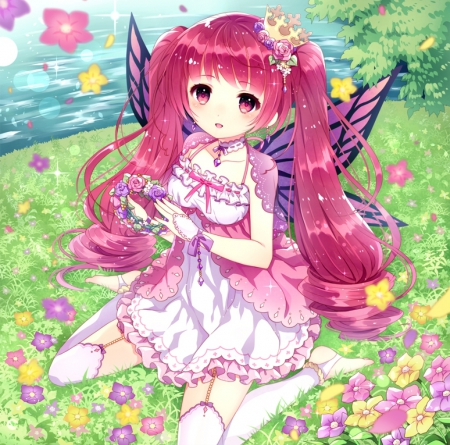 Cute Fairy Wallpaper Download Fairy Princess Other Amp Anime Background Wallpapers On