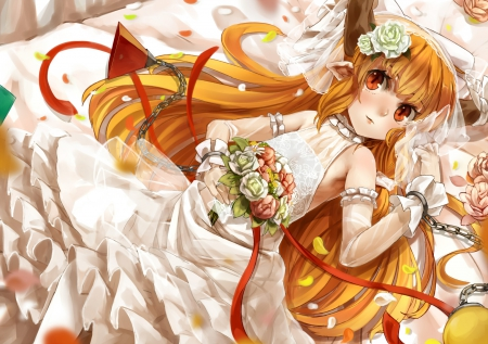 Cute Bff Wallpapers Chained Bride Other Amp Anime Background Wallpapers On