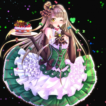 Cute Birthday Cake Wallpapers Birthday Cake Other Amp Anime Background Wallpapers On