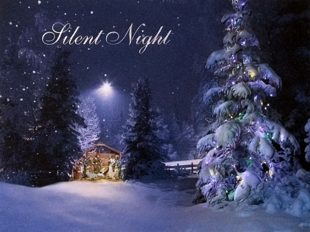 Jesus Christ 3d Wallpaper Download Silent Night 3d And Cg Amp Abstract Background Wallpapers