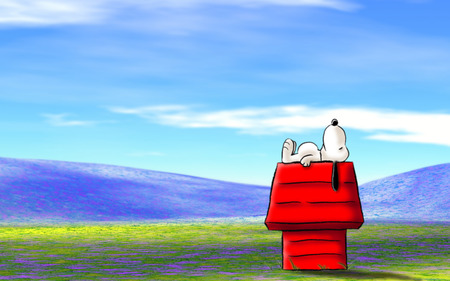 Peanuts Fall Wallpaper And Relax Dogs Amp Animals Background Wallpapers On