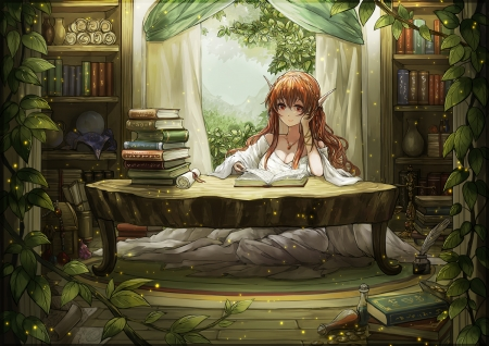 Cute Wallpapers For Bff For 5 Magic Library Other Amp Anime Background Wallpapers On