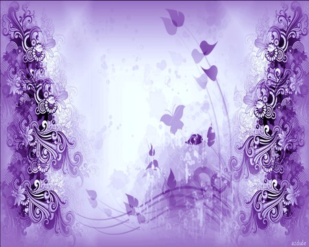 Cute Girly Wallpaper For Bedroom Beautiful Purple Daze 3d And Cg Amp Abstract Background