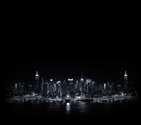 Iphone 5a Hd Wallpapers Dark City Skyscrapers Amp Architecture Background