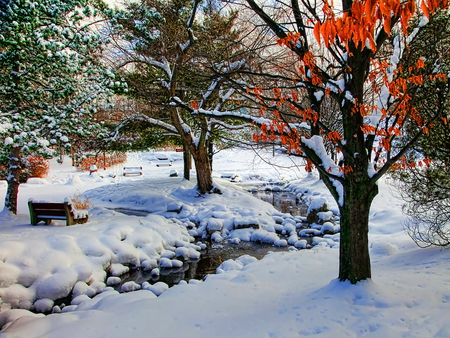 Late Fall Desktop Wallpaper Too Early Winter Winter Amp Nature Background Wallpapers