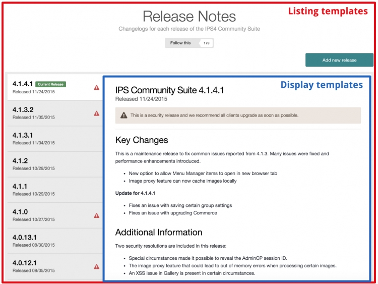 Customizing our listing templates - Advanced Tutorial Recreating
