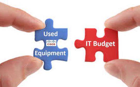 Used Cisco Equipment is great for your IT Budget!