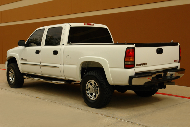 Buy Used 07 Gmc Sierra 2500 Hd Slt Crew Cab Short Bed Lbz