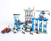 LEGO City Police Station 60047 - Pley | Buy or Rent the ...