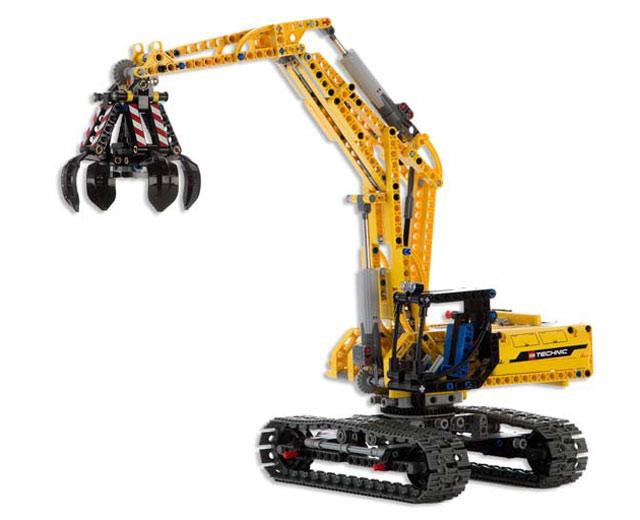 LEGO Technic Excavator 42006 - Pley Buy or Rent the coolest toys