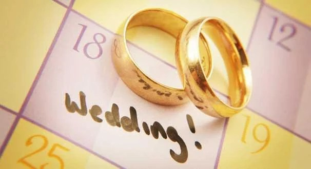 How to Plan a Wedding in a Week, Pt 1 Woman Getting Married - wedding plan