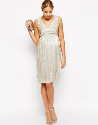 Where to Find Maternity Bridesmaid Dresses | Woman Getting ...