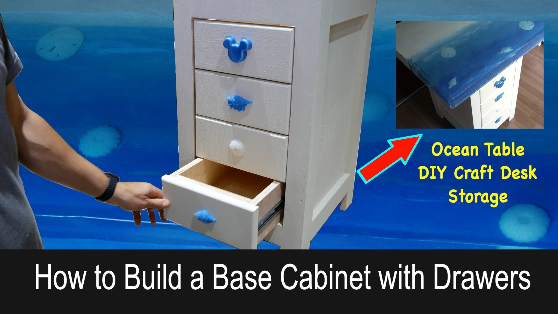 Cabinet Drawers How To Build Base Cabinets With Drawers Pahjo Designs