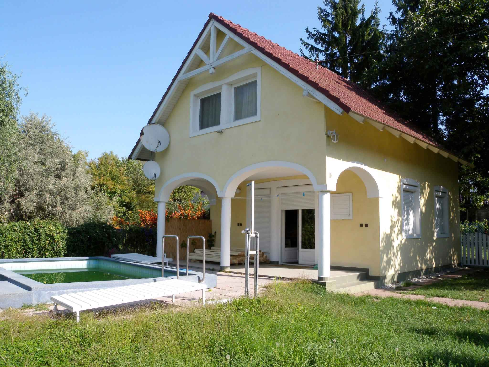 Ferienhaus Mit Pool Am Balaton Holiday Home For 7 Persons In Badacsony Atraveo Property No 424489