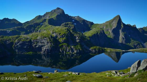 Norské fjordy za babku. Zpáteční let Praha-Bergen jen ta 2240 Kč