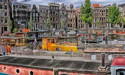 Víkend v Amsterdamu jen za 1888 Kč