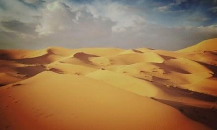 Za teplem do Afriky – zpáteční letenka do Maroka za 2200 Kč