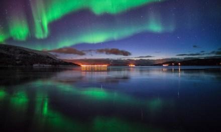 Jedinečný zážitek – pozorování polární záře v Bergenu jen za 1475 Kč