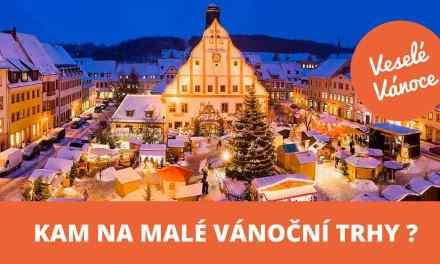 Kam na malé vánoční trhy