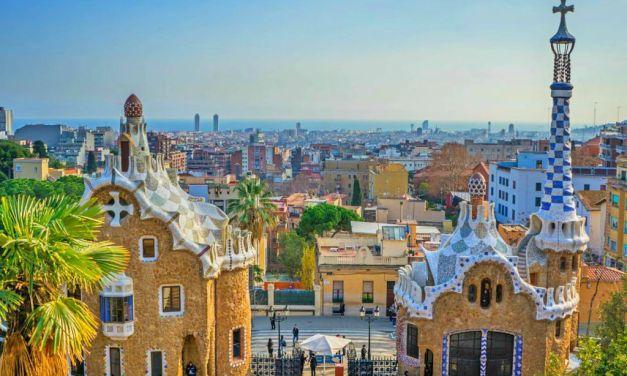 Barcelona z Bratislavy – 1042 Kč