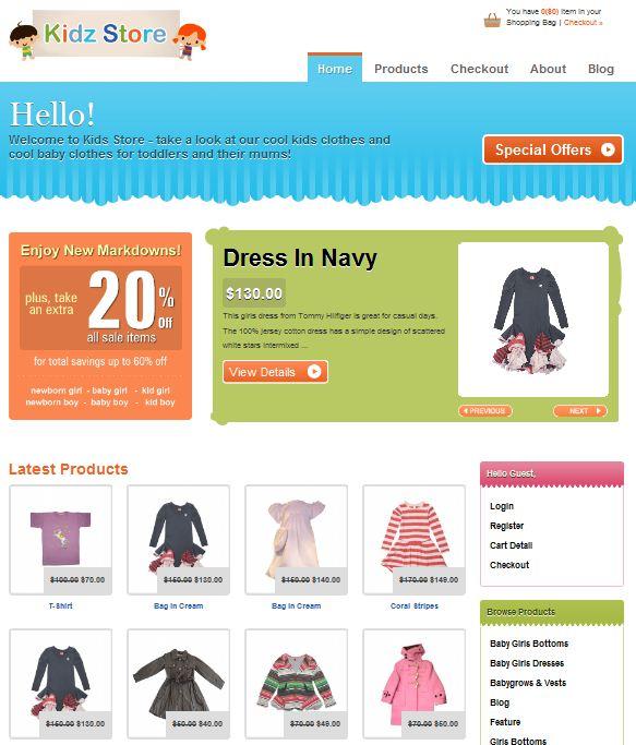 Best e-Commerce Wordpress Themes for Online Shops - Dobeweb