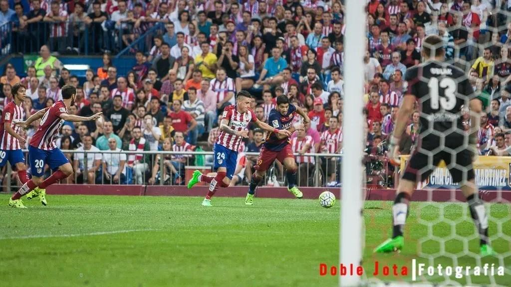 Atlético de Madrid-FC Barcelona