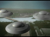Earth vs. The Flying Saucers Blu-ray screen shot 13