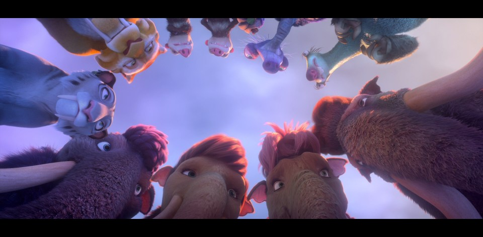 Ice Age: Collision Course Blu-ray screen shot 13