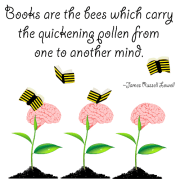 Books are the Bees