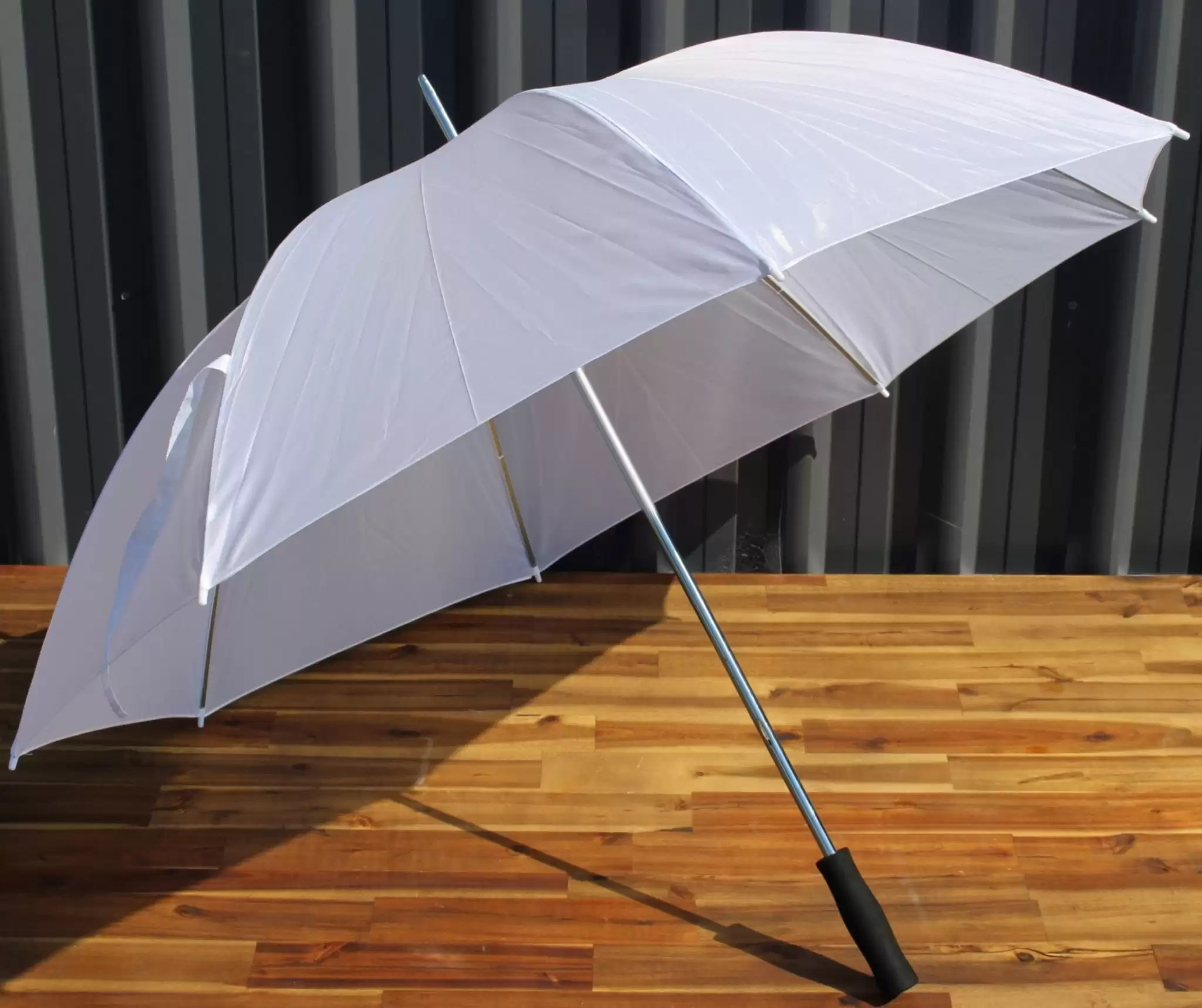White Umbrella Marquees Umbrella White Dobsons Marquee Party Hire