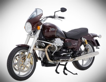 Moto Guzzi California EV Doc Jensen Umbau