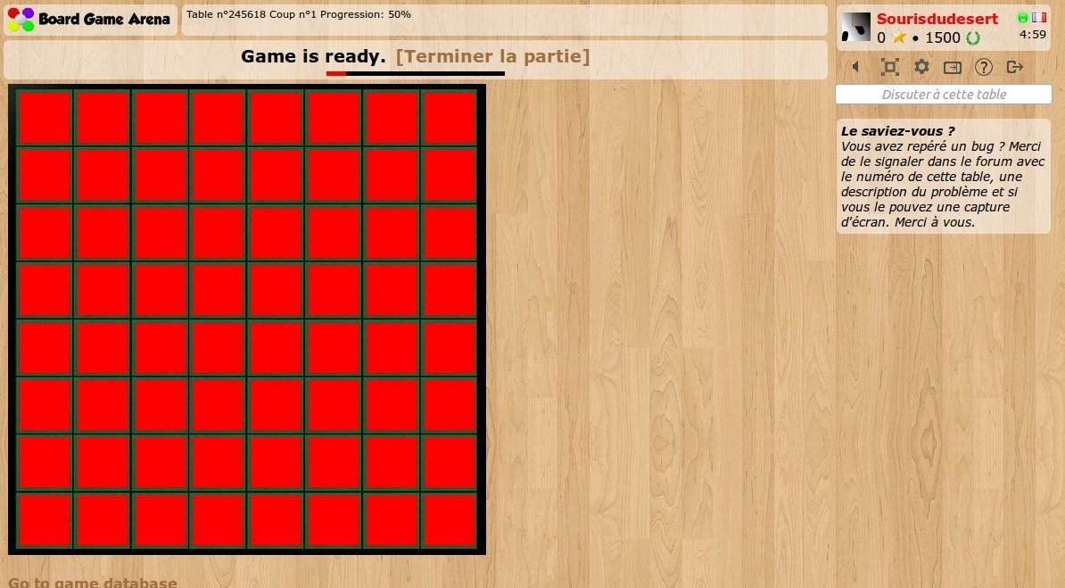Fenetre K Line Forum Tutorial Reversi Board Game Arena