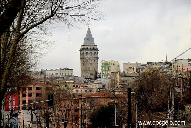 galata tower instanbul