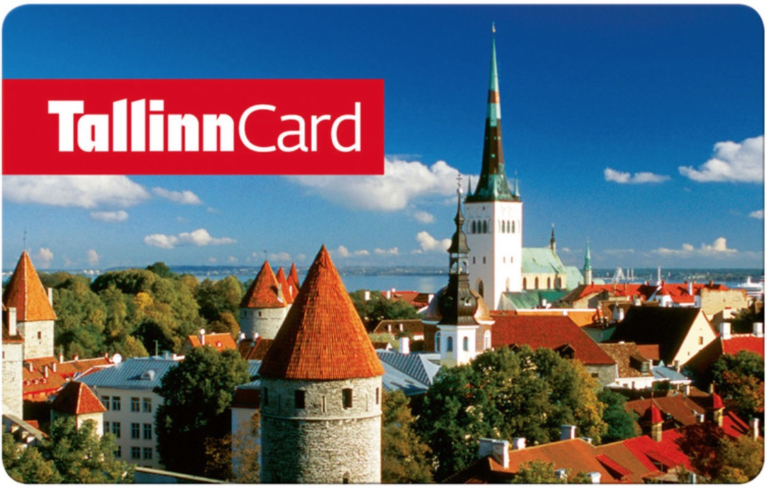 Thank you, VISIT TALLINN CARD