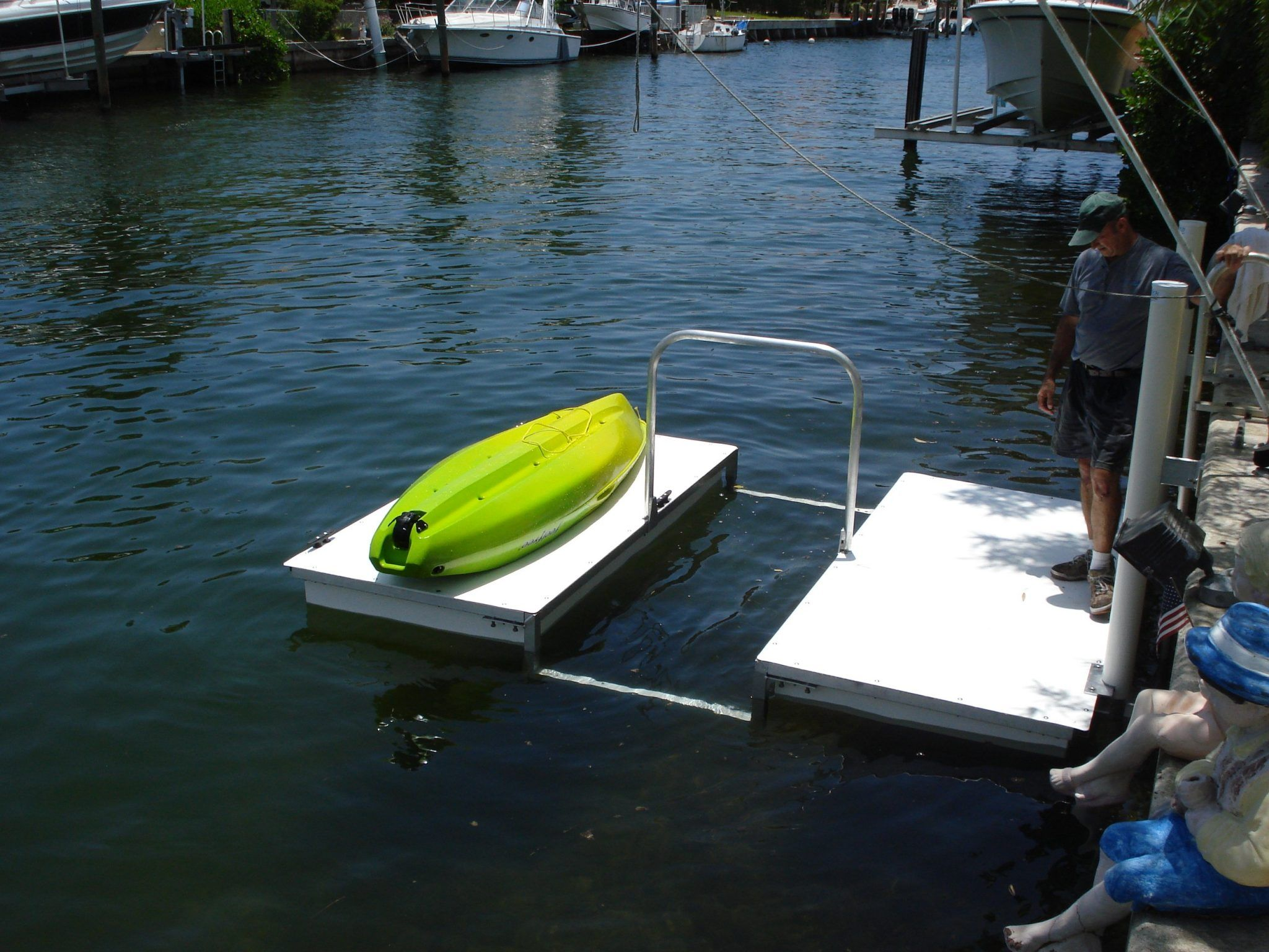 Dock Floats For Sale Accudock Floating Docks On Sale Dock Accents Inc Dock