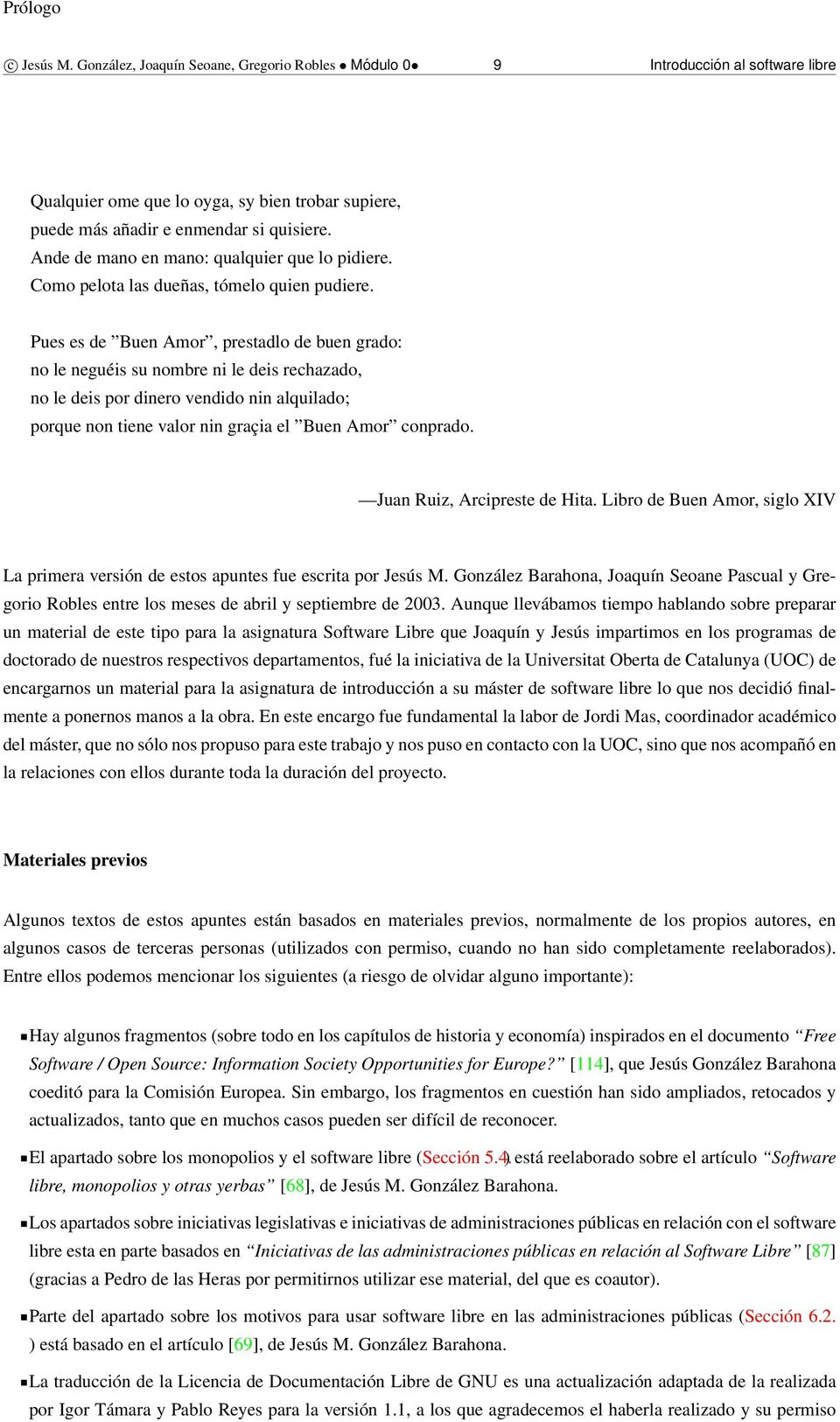 Historia Del Software Libre Introducción Al Software Libre Pdf