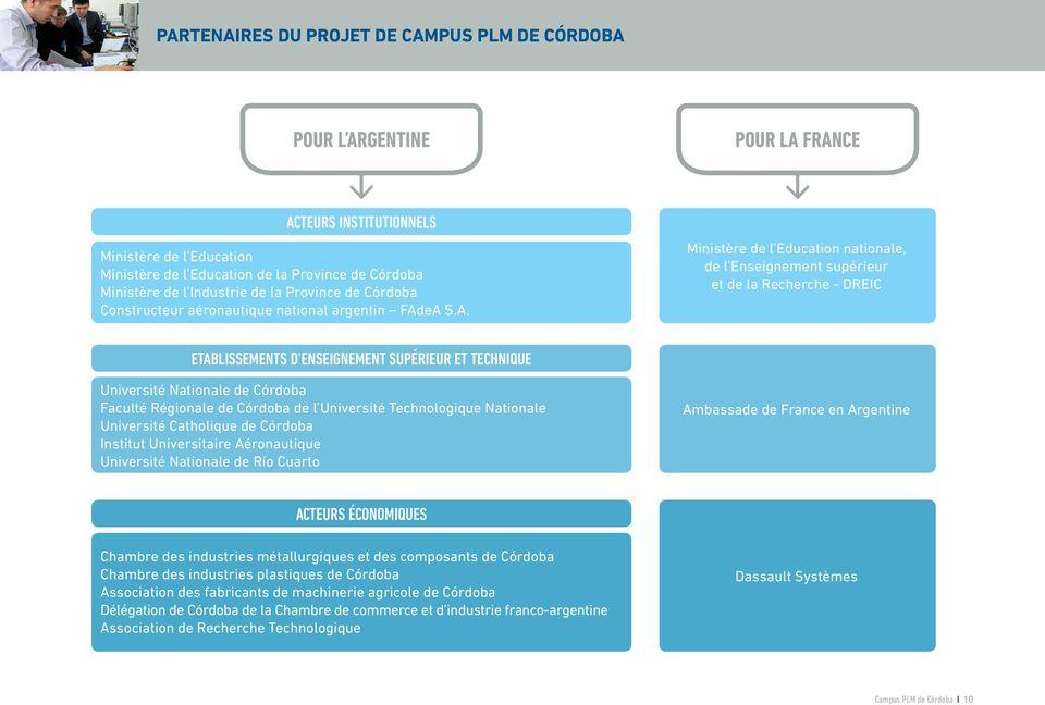 Campus PLM de Córdoba - PDF - Chambre De Commerce Franco Argentine