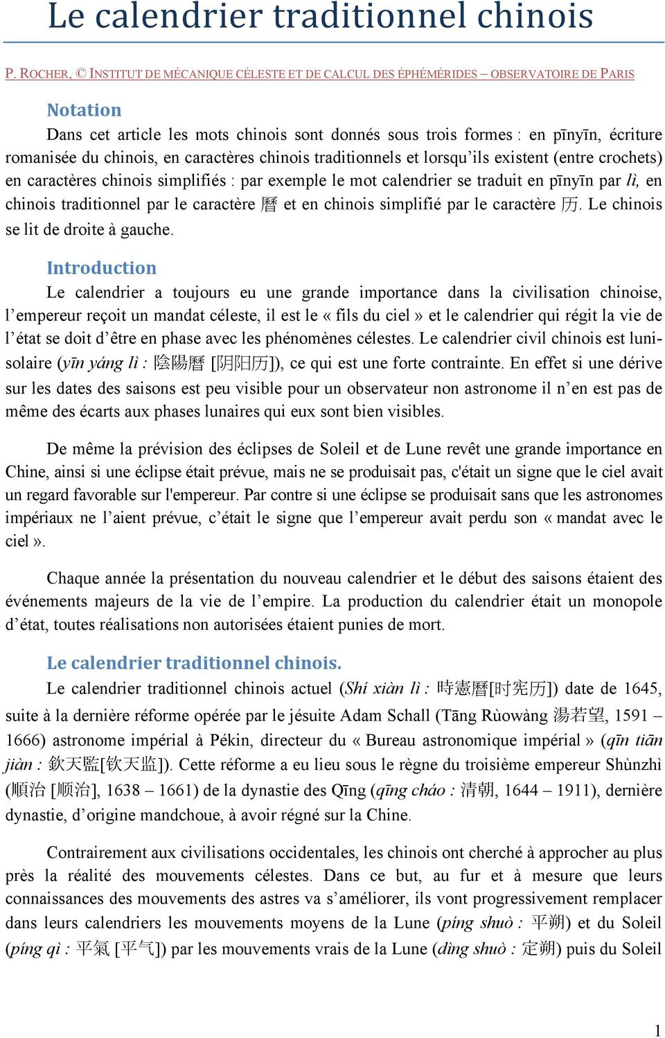 Lit Chinois But Le Calendrier Traditionnel Chinois Pdf