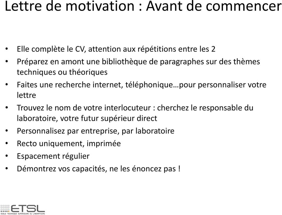 titre cv stage bibliotheque