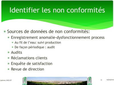 Atelier TRAITEMENT DES NON CONFORMITES - PDF