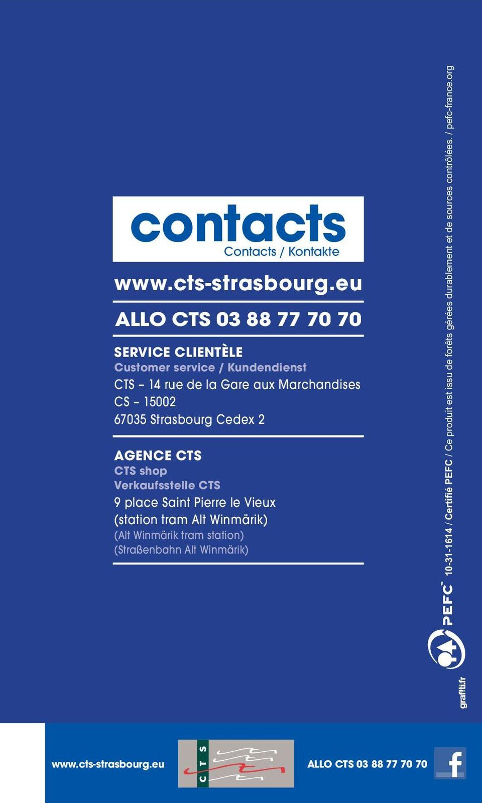 Agence Cts Strasbourg Horaires Hiver N Robertsau Boecklin N Lingolsheim Alouettes