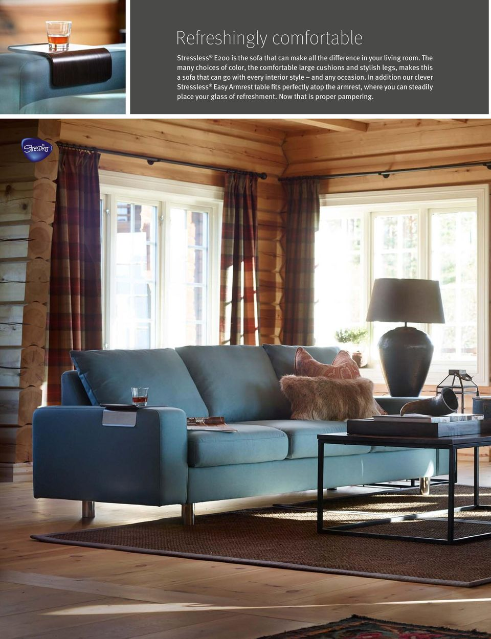 Stressless Sofa E200 The Stressless Book Of Comfort Collection Pdf