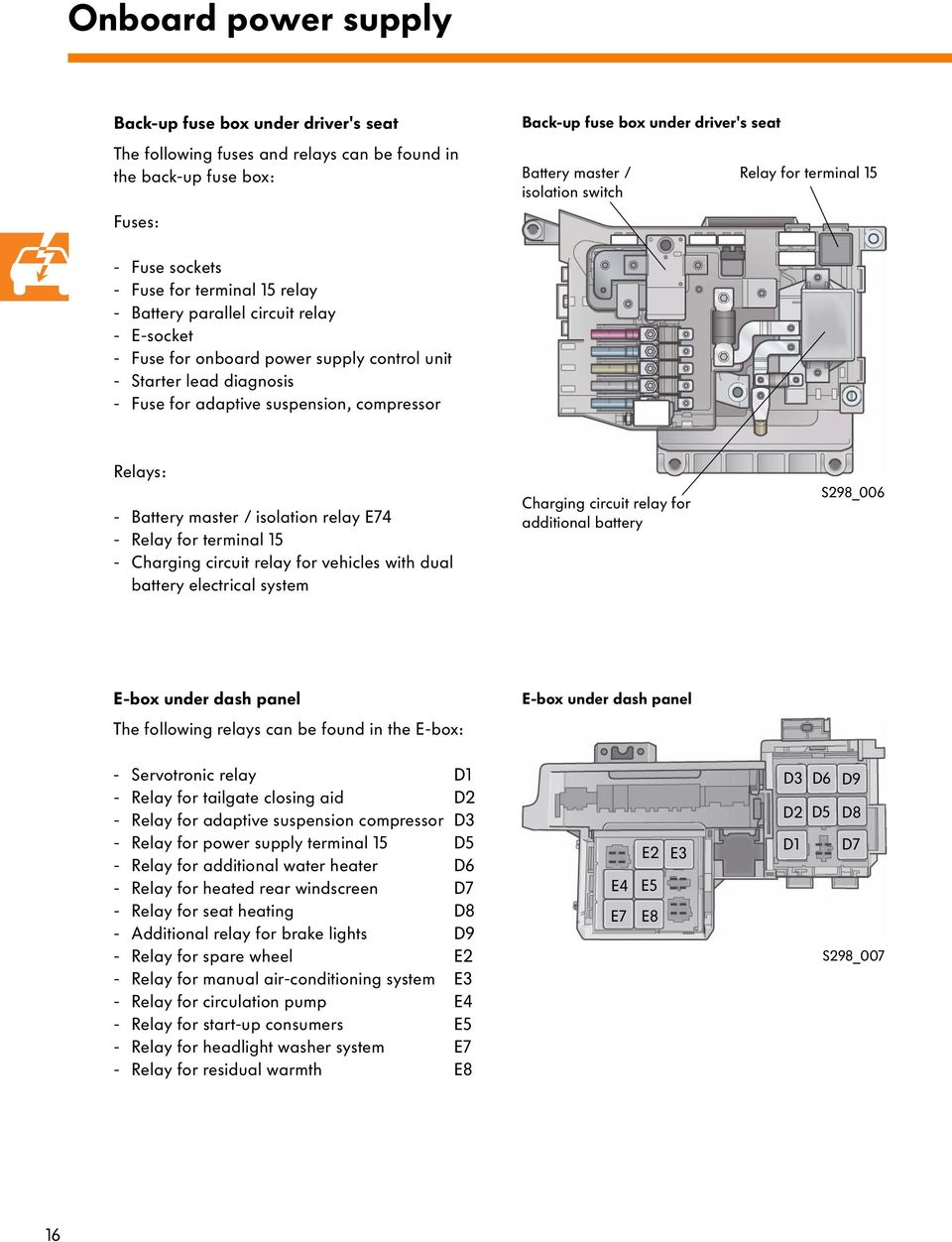 Wiring Diagram Of Audi A6 C6 Pdf Library 2013 A7 Fuse Box A3
