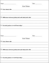 worksheet. Prokaryotic And Eukaryotic Cells Worksheet ...