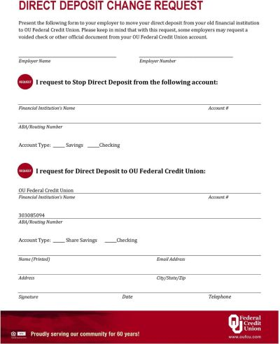 Routing Number For Delta Community Credit Union | Examples and Forms